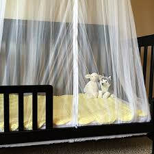 mosquito net zipper closure large bug barrier circular netting