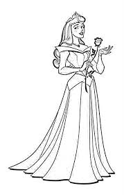 film tiana coloring pages sleeping beauty coloring pages