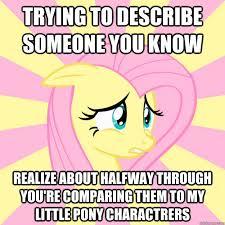 Know Your Meme Brony - socially awkward brony memes quickmeme