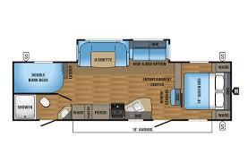 jay flight rv floor plans travel trailer plans with two bedroom