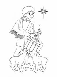 cello coloring page the little drummer boy printables drummer boy drummers and