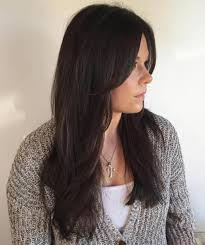 what is the difference between layering and tapering 50 cute long layered haircuts with bangs 2018