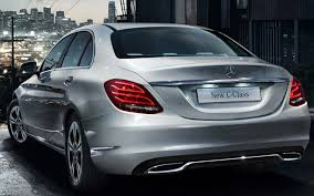c class 200 mercedes mercedes launched the c class at rs 40 90 lakh