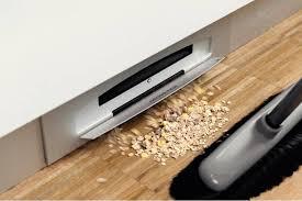 aspirateur de cuisine sans fil meuble aspirateur intégré sous plinthe accessoires de cuisine