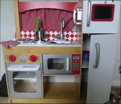 grande cuisine enfant cuisine en bois enfant pas cher