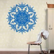 Meditation Home Decor Online Get Cheap Blue Lotus Yoga Aliexpress Com Alibaba Group