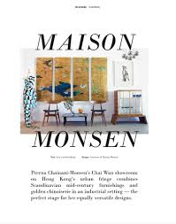 Housemagazine by Press In House Magazine By Swire Issue 15 April 2017 Maison