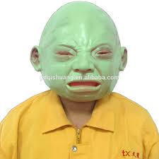 halloween baby face mask smile mask smile mask suppliers and manufacturers at alibaba com