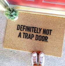 doormat funny 24 hilarious doormats that get straight to the point starpulse com