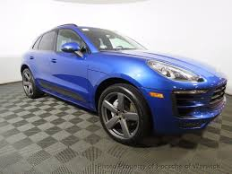 porsche macan 2017 used porsche macan s at porsche of warwick serving providence