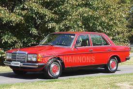mercedes 230e sold mercedes 230e sedan auctions lot 13 shannons