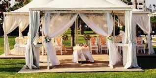 outdoor tent wedding source for outdoor weddings do you need a generator for a tent