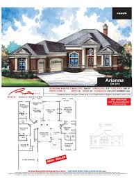 Ranch Plans by 2 Ranch Plans 3000 3999 Sf U2014 Www Boyehomeplans Com