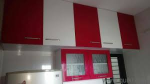pvc kitchen cabinet with rate list used home office furniture