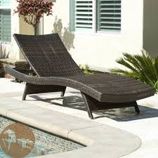 chaise lounges scenic michio resin wicker chaise lounge chair