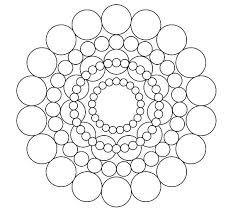 circles mandala coloring mandala coloring mandala