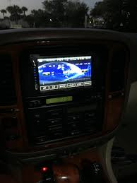 lexus radio brand lx470 stereo upgrade with nakamichi page 2 ih8mud forum