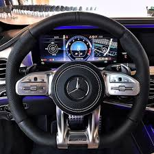 mercedes digital dashboard mercedesbenzmuenchen mercedes interior design luxury