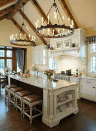 vaulted ceiling great room wooden wine storages building home oak