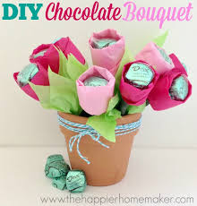 chocolates for s day diy chocolate s day bouquet sharethedove popular pins