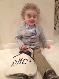 clever halloween costumes for boys toddler albert einstein costume clever halloween pinterest