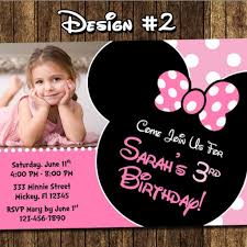 diy minnie mouse 1st birthday invitations diy reviews u0026 ideas