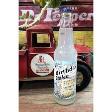 birthday cake drink rocket fizz melba u0027s fixins birthday cake vintage soda company