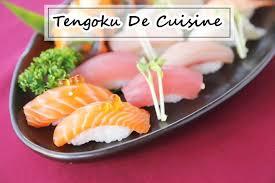 de cuisine ฟ นก บอาหารญ ป นท tengoku de cuisine chiang mai expert