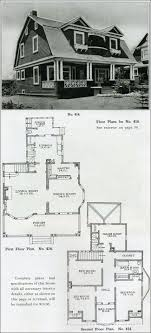 dutch colonial house plans 1910 the bungalow book no 414 floor has no exterior bungalow
