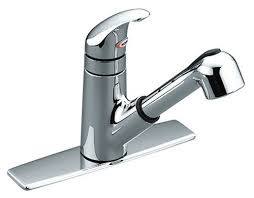 moen pull out kitchen faucet moen integra 67315 single handle low arc pull out kitchen faucet