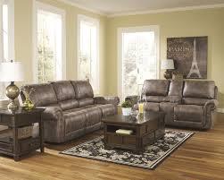Reclining Sofa And Loveseat Set Reclining Sofa Loveseat Set 74100 Sl Oberson Gunsmoke Furniture