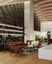 Living Rooms With Brown Leather Furniture Lovely Living Rooms For A Design Loving Life
