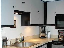 what of paint to paint laminate cabinets painting laminate cabinets diy danielle