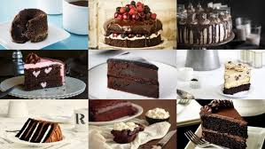 13 omg chocolate cakes recipes food network uk