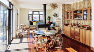 Kitchen Design Portland Maine A U002770s Inspired Revamp Creates Groovy Penthouse Home In Maine Curbed