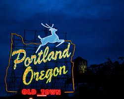 Portland On Map by Portland Oregon Neighborhoods Map Travel Portland