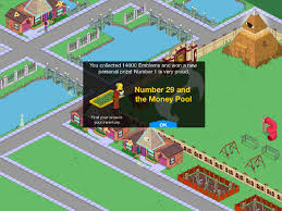 i missed that event item character the simpsons tapped out