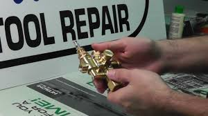 how to adjust a pilot unloader valve mastertoolrepair com youtube
