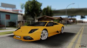 Lamborghini Murcielago Purple - lamborghini for gta san andreas