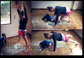 Hit The Floor Network - 28 ways to combine fitness and play with your toddler part 4