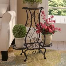 end table black 24 ore international plant stands tables you ll love