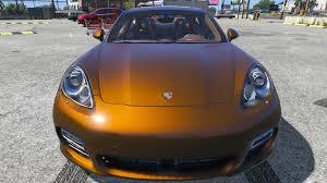 Porsche Panamera Brown - 2010 porsche panamera turbo gta5 mods com