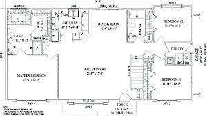 ranch floor plans open concept 3 bedroom bungalow floor plans open concept re program