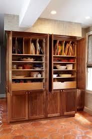 kitchen food storage cabinet canned food organizer kitchen