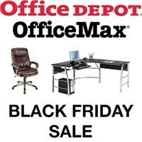 office depot and officemax black friday sneak peek techbargains