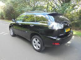 lexus rx 400h top speed used 2008 lexus rx 400h se l cvt for sale in croydon surrey