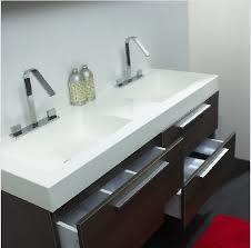 bathroom vanity one sink two faucets www islandbjj us