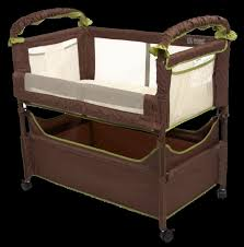 Crib That Attaches To Bed Bedside Cribs For Babies Crib Ideas