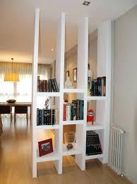 Oak Room Divider Shelves Interior Room Dividing Shelves Divider White Wood Oak Shelving