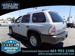 2002 dodge durango sport used 2002 dodge durango sport at valley auto center